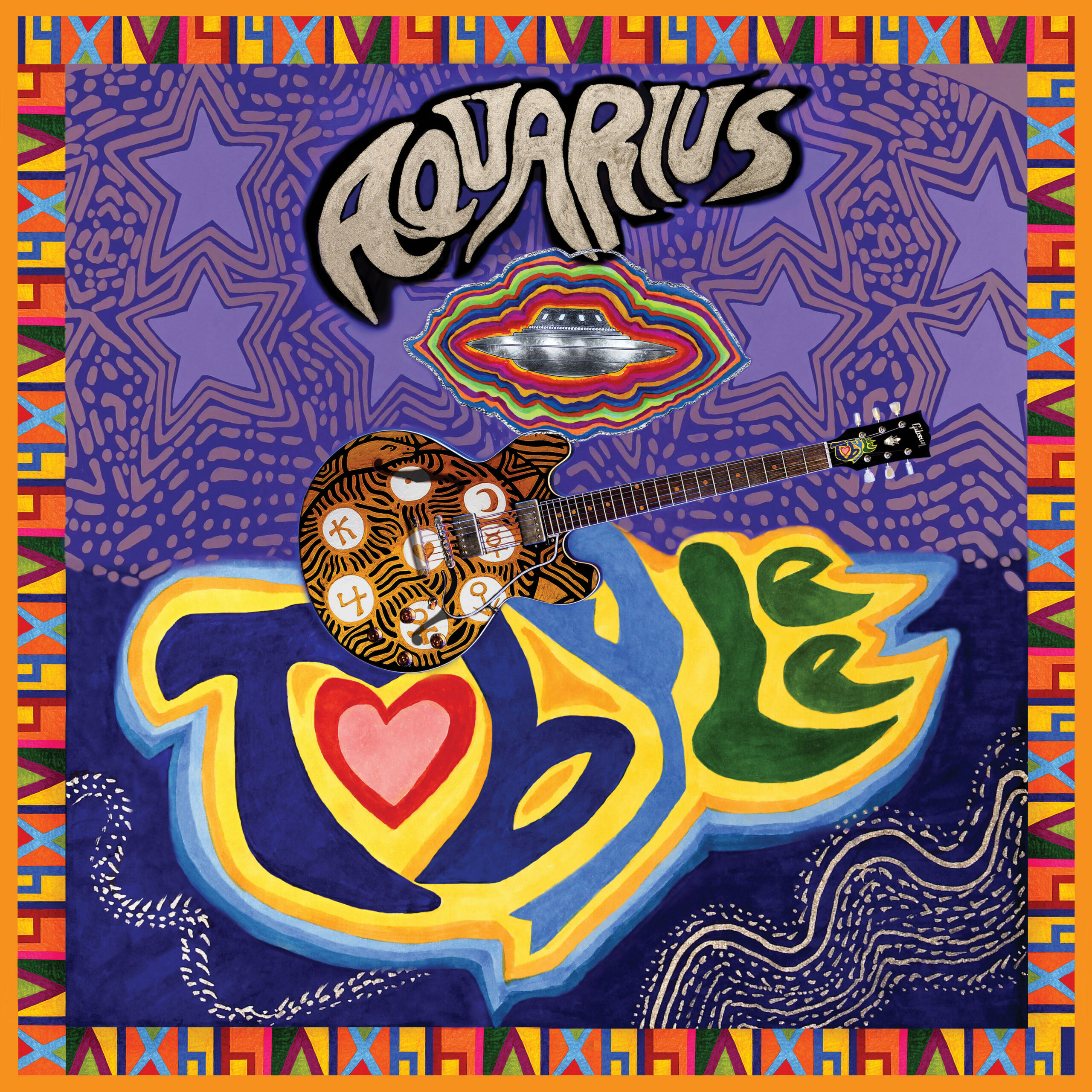image of album cover for Toby Lee - Aquarius